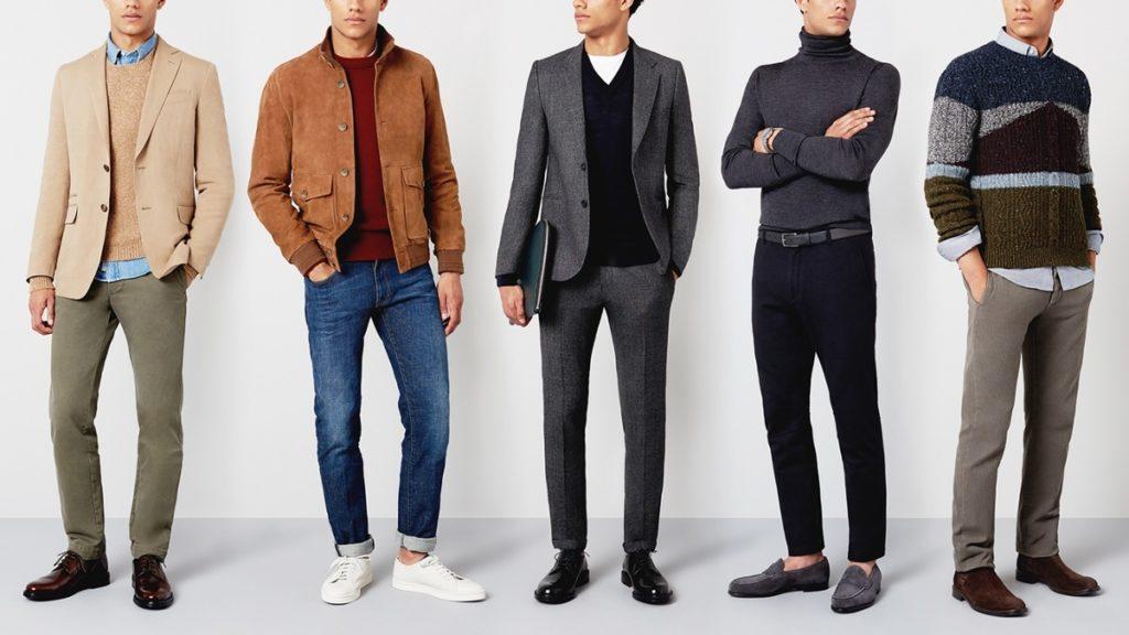 Мужская одежда оптом от производителя